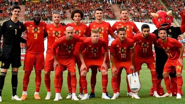 Biệt danh đội tuyển Bỉ