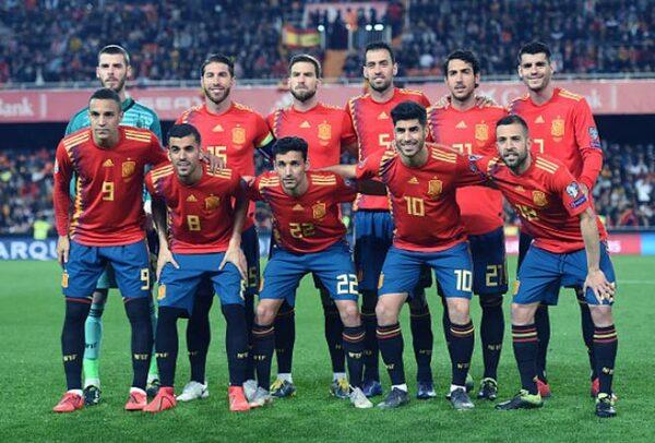 Biệt danh đội bóng Tây Ban Nha