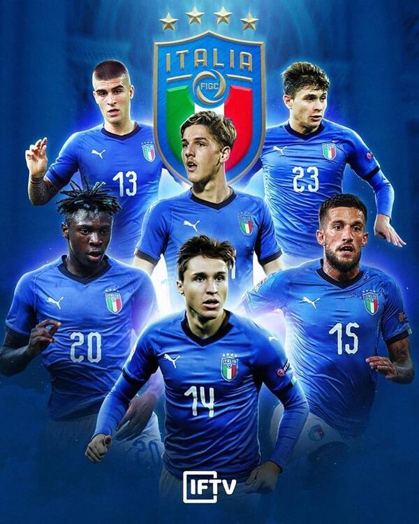 biệt danh đội bóng Ý